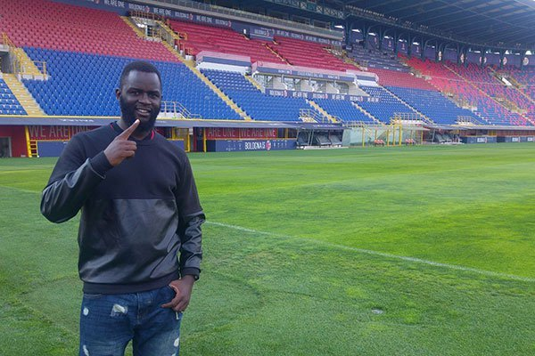 Football journalist James Oduor was killed at DusitD2 hotel