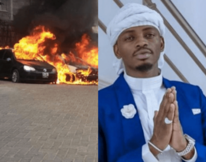 Diamond Platnumz sends consoling message to Kenyans following Dusit D2 attack
