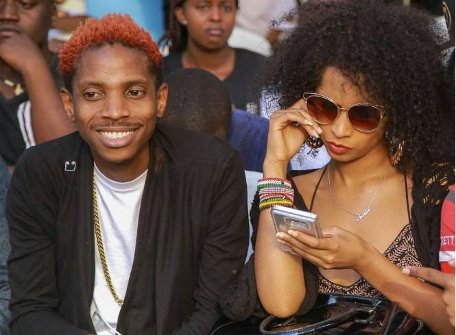 Like Willy Paul, Eric Omondi also cheated death at Dusit: I was to be the third person to be shot, I don't know how I escaped