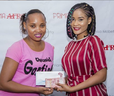Njanuary sangapi! Hamisa Mobetto pays full year rent after baby daddies snub her