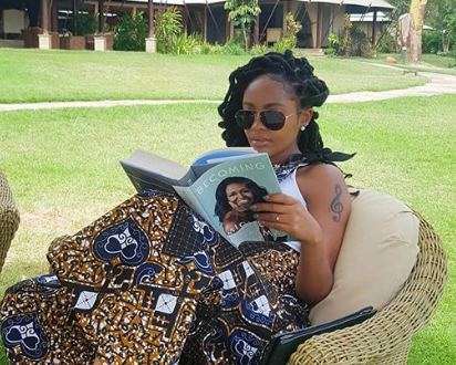 """""""I'm a poor dancer"""" Singer Kambua welcomes new fans by listing 13 things they should know about her"""