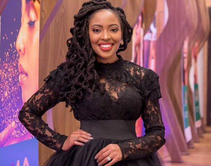 Kambua opens up on nasty accident that almost killed: I had to be hospitalized for three months