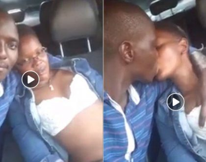 WATCH: Athlete Asbel Kiprop releases yet another intimate video with lady friend after apologizing for cheating on his wife