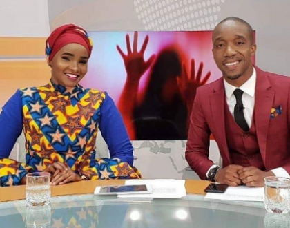 Lulu Hassan's message following return to TV 3 months after giving birth
