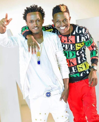 """""""Stop lying! Do you even know how we paid our maternity bill?"""" Mr Seed's fiancé attacks Bahati"""