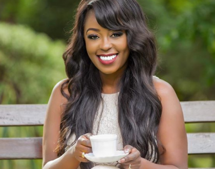 Lilian Muli finally comes out to explains why he called her hubby a community husband:December was a very dark month for me