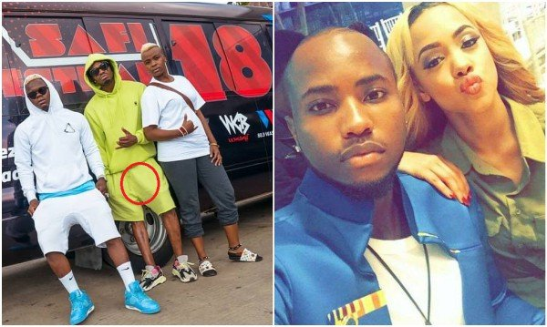 I didn't say Nick Mutuma has a toothpick and Diamond has a huge Cassava - Tanasha Donna clears the air after nasty tweets