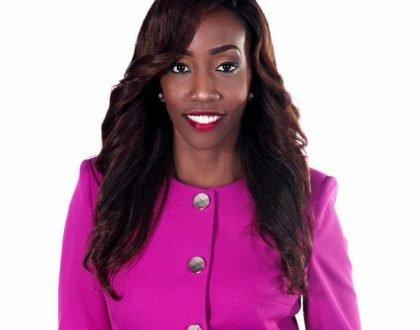 Citizen TV news anchor Yvonne Okwara kicks off 2019 in a high note, landsambassadorial job