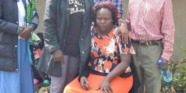 Sharon Otieno's parents: Don't pray for Governor Okoth Obado
