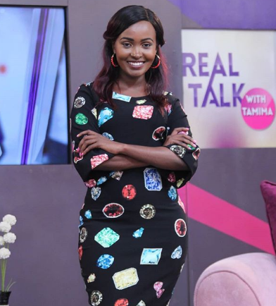 Everyone thought I was mad- Miss Tamima explains why she chose Ebru TV over KTN