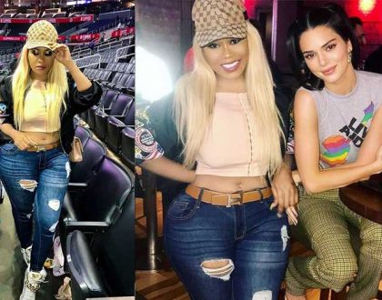 """Only NBA player can get you the access I had"" Vera Sidika shares how she met Kardashian Kendall Jenner while in the U.S."