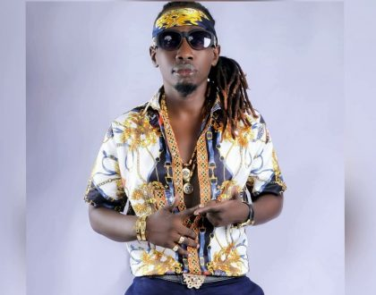 Singer Q-Boy tomented by regrets after ditching Diamond Platnumz' Wasafi Records three years ago