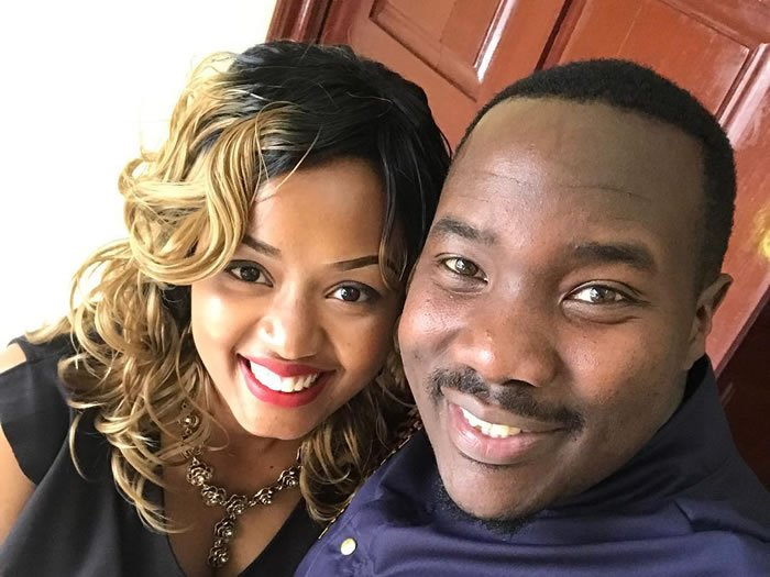 Willis Raburu narrates how he was smitten with Marya Prude