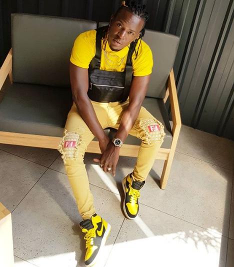 Umejua Alkaida ni nini sasa!Fans warn Willy Paul to stop singing about violence after surviving terror attack