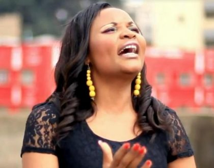 Gospel singer Lady Bee confesses she was addicted to weed: I failed as a mother but God gave me a chance
