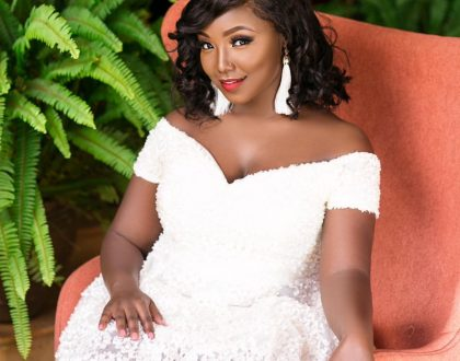 Catherine Kamau speaks after fans bash her for being 'selfish and insensitive'