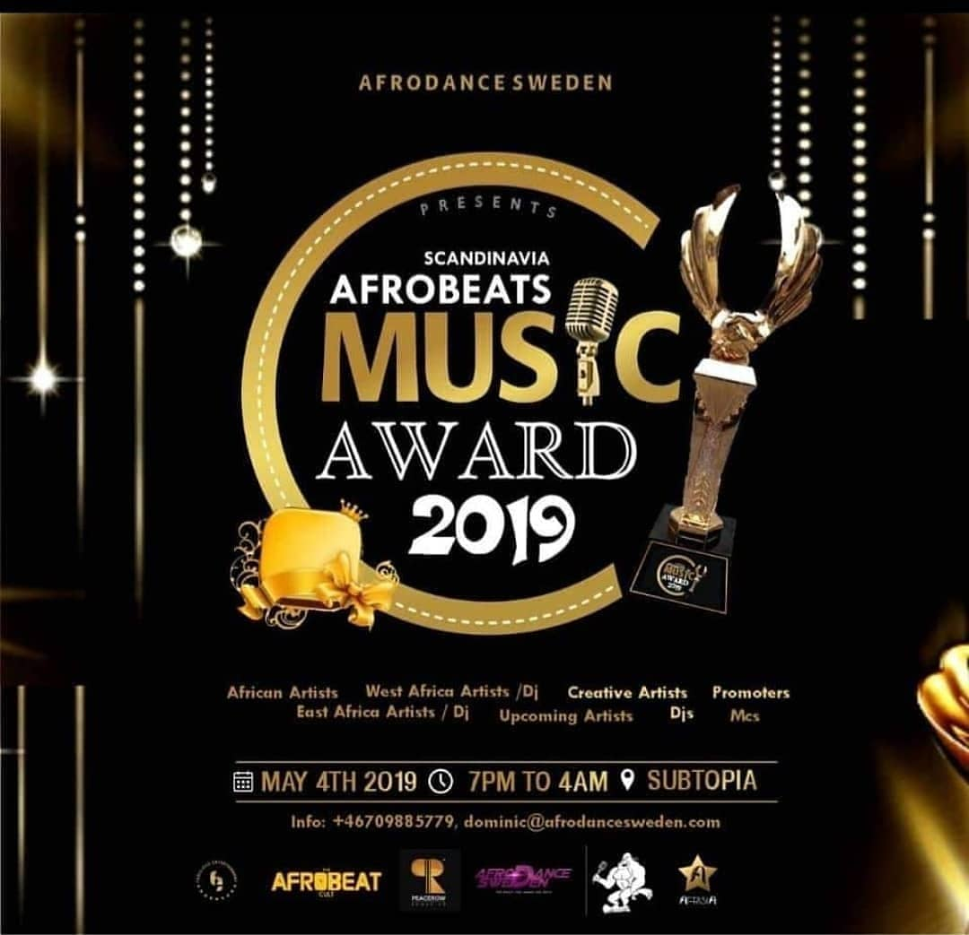 Kenyan top female nominated for the best female afrobeat