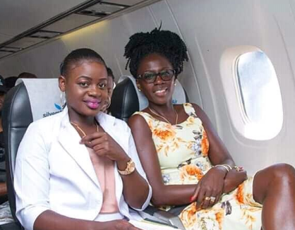 Akothee blames herself for her younger sister's fear of having children