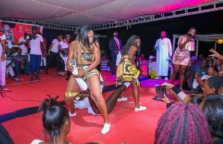 Akothee to bitter Kenya: Legs are there to be opened and I get paid for that
