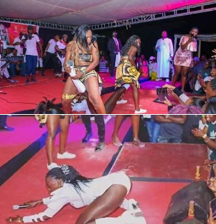 All the dirty photos Akothee posted that ended up angering Kenyans(photos)