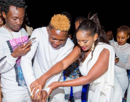 Mr Seed's wife reveals that the Bahati's called police on her: It was surprising the incident happened