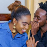 "Diana 1 150x150 - ""Ai no!"" Diana Marua attracts mixed reactions after roasting her husband's new look"