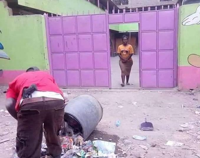 Dangerous thugs are now posing as garbage collectors in Nairobi's top estates and it's scary