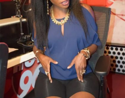 Are these the explicit cloths that saw singer Misstony chased away from TV interview