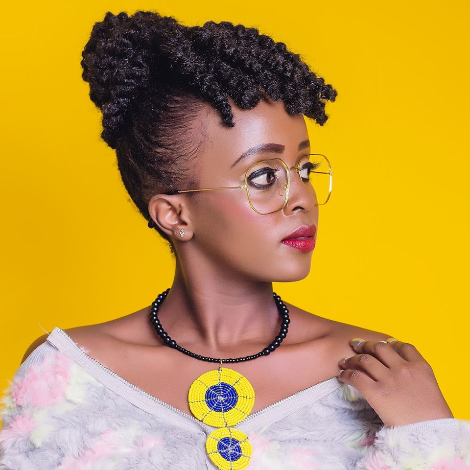 Nadia Mukami, a Kenyan songstress who is destined for greatness