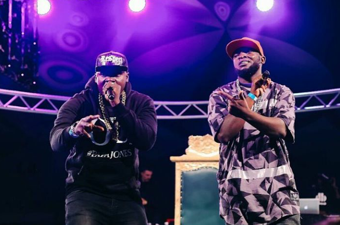 Khaligraph's brother Lamaz Span is Kenya's next biggest rapper