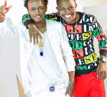 Diana Marua forced Bahati to call police on Mr Seed's pregnant wife, that's why they are splitting up - Ringtone claims