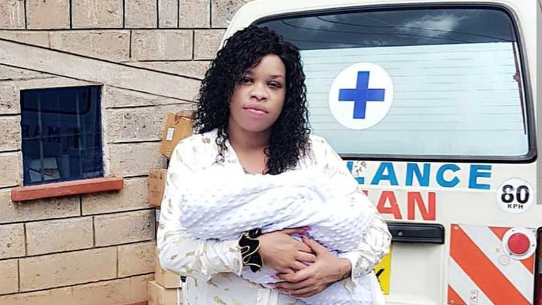 Bridget Achieng finally exposes West African deadbeat dad who asked her to abort