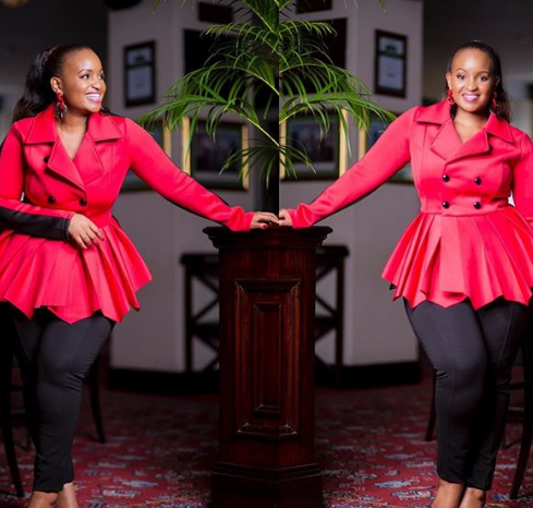 That's why you were dumped! TV girl Grace Msalame forced to respond after bitter fans claim she's always desperate for love and attention