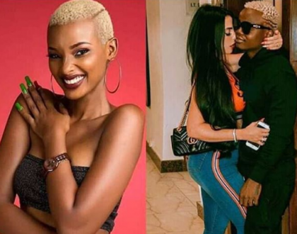 Harmonize being accused of cheating on her mzungu fiance with this hot Kenyan mami