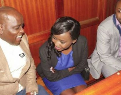 We should ask Itumbi! Jackie Maribe deletes photos of Jowi from Instagram page