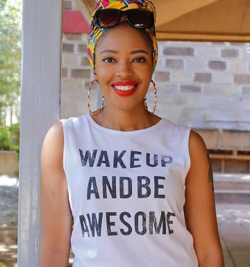 Maseno University student claim she's behind Kambua's pregnancy