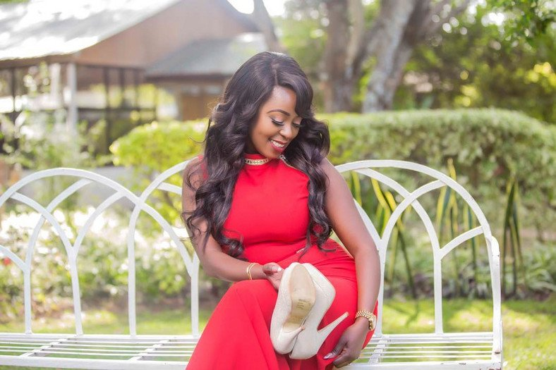 Lilian Muli: What you read online about me is not true. Did someone clone me?