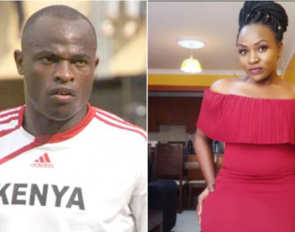 'Bitter' heart-broken Oliech's ex-girlfriend explains why she's not excited over Valentines Day
