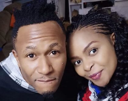 Size 8: My husband has never cheated on me