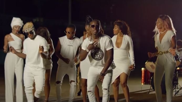 Less hate for Willy Paul after releasing new song with Rayvanny(video)