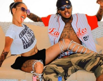 ¨She´s off the market¨Colonel Mustafa claims Noti Flow as his property now