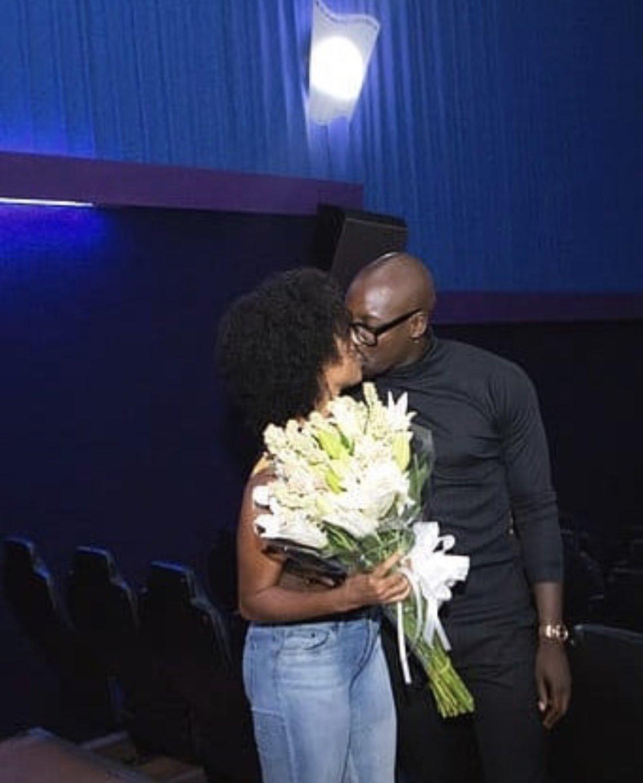 """We met outside a club"" Sauti Sol's Bien reveals how he met his fiancé"