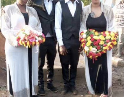 Bridget Achieng's late mother finally laid to rest