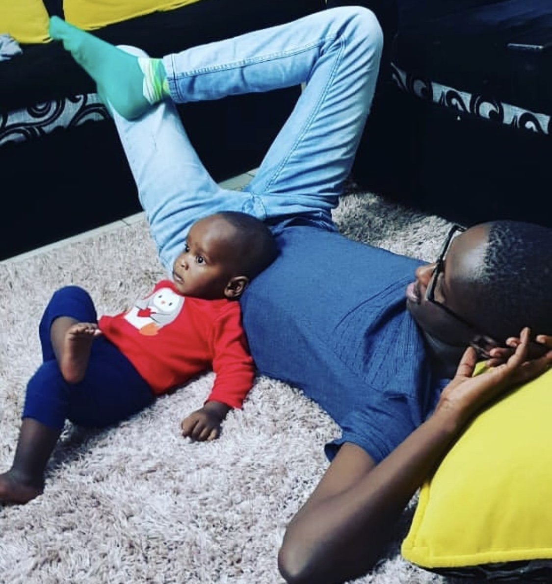 Njugush's son celebrate his 1st birthday in style!