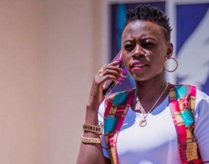 Madam Boss, Akothee sparks mixed reactions online, after this touching post