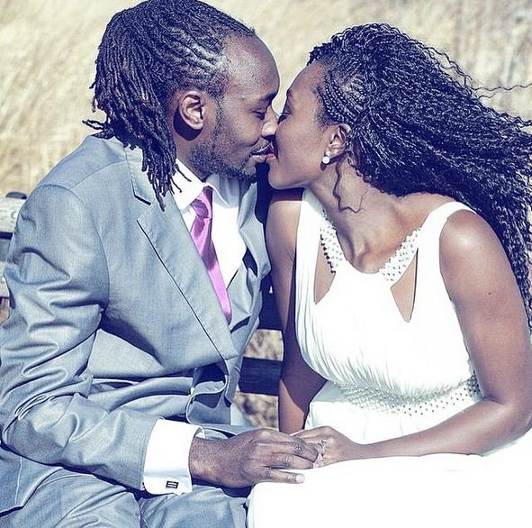 It´s a baby boy: Popular Kenyan MC and wife welcome a bouncing baby boy
