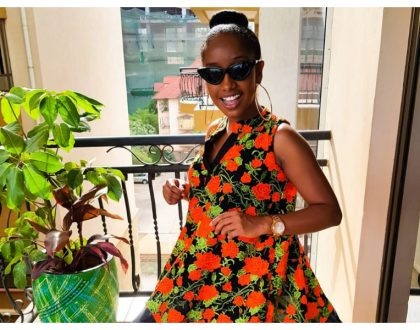 ¨I bake; that is my side hustle¨ Anita Nderu plans to start a bakery and hopes to read books to children at a Kindergarten school