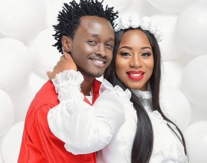 Bahati defending having a controlling wife is an admission he isn't a man