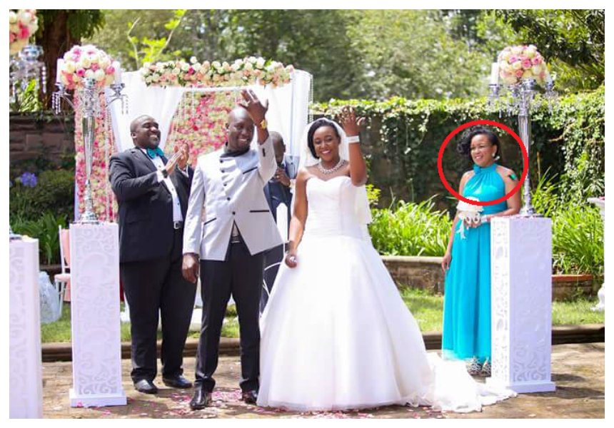 Betty Kyalo: Okari didn't marry my bridesmaid. I don't know that woman