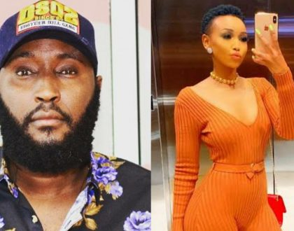 """Funga duka, tutajisort na Samantha,"" showbiz bad boy Shaffie Weru claps back at Huddah Monroe and Kenyan ladies (Video)"